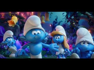 Смурфики: Затерянная деревня / Smurfs: The Lost Village.Тизер-трейлер (2017) [1080p]