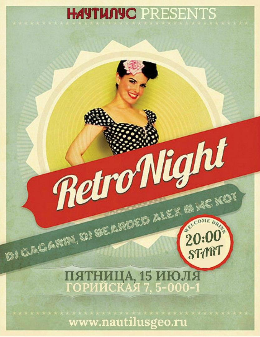 RETRO PARTY 80-90-00