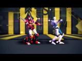 Quark and Kaon dance (by bonitasama)