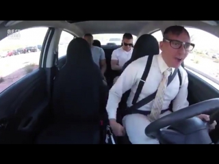 Ботаник-таксист удивляет пассажиров своим секретным талантом