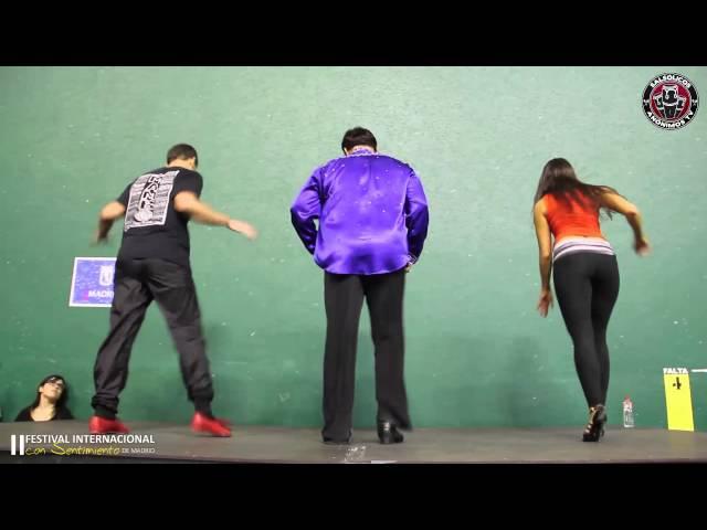Eddie Torres Mambo Pasos Libres con Eddie Torres Jr y Shani Talmor