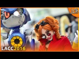 Los Angeles Comic Con 2016 Cosplay Music Video - Sneaky Zebra