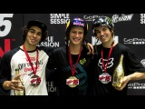 Simple Session 15 BMX FINALS LIVE REPLAY
