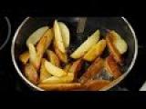 Как правильно жарить картошку по-деревенски (инструкция) Илья Лазерсон Обед безбрачия