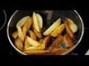 Как правильно жарить картошку по-деревенски инструкция / Илья Лазерсон / Обед безбрачия