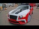 Geneva Motor Show 2017 - Bentley Continental Supersports Convertible 2017