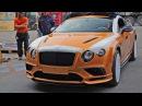 Geneva Motor Show 2017 - Bentley Continental Supersports 2017