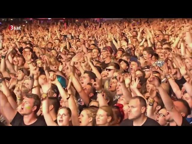 Rammstein - Ich will (Hurricane Festival 2016) [Pro-Shot] HD