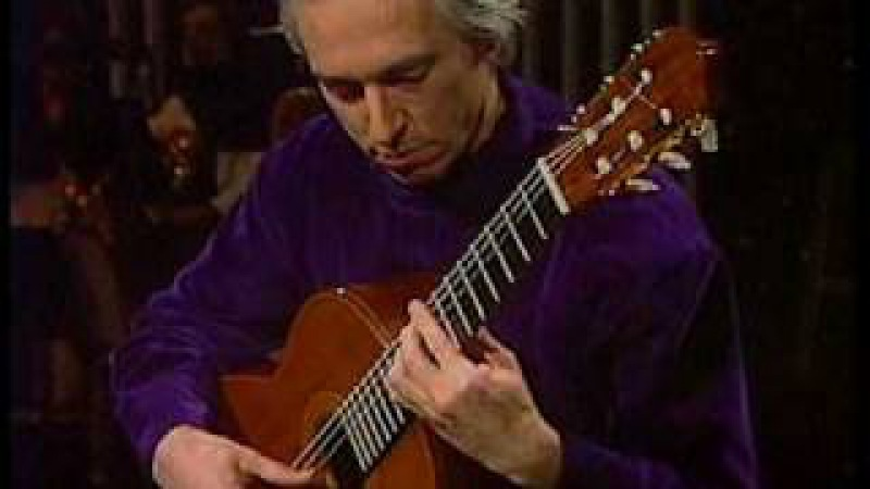 John Williams plays