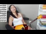 WOWone video#2 - Карина Стримерша любит играть на балалайке!