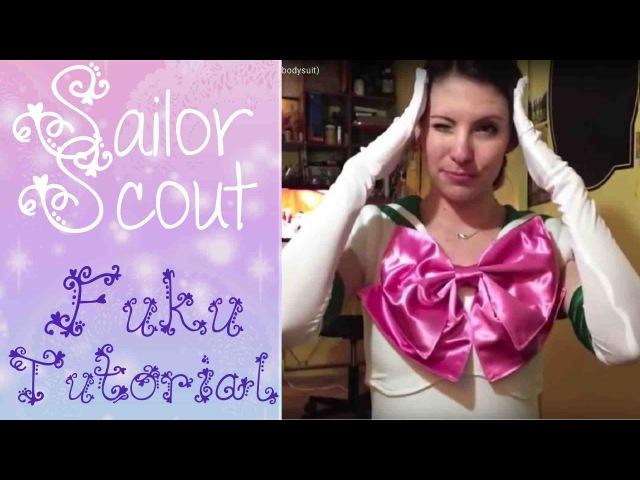 Sailor Scout Cosplay Tutorial - Fuku (aka. bodysuit)