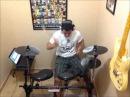Nirvana - In Bloom (Drum Cover) - Alesis DM6 USB Kit Addictive Drums 1.5.2