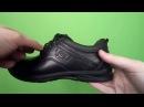 Видеообзор - Туфли кожаные мужские Ferum (t22-lch)
