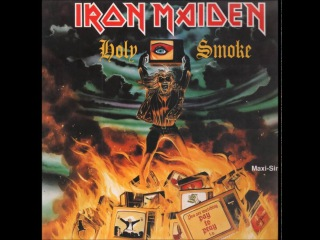 Iron Maiden - Kill me ce soir (Golden Earring cover)