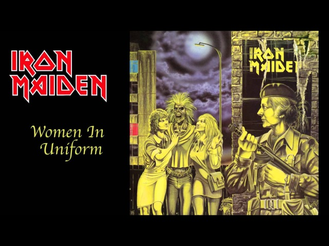 Iron Maiden Women In Uniform Skyhooks cover