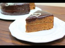 Торт Захер Sacher Cake