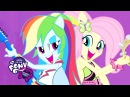 MLP: Equestria Girls - Rainbow Rocks 'Shake your Tail!' EXCLUSIVE Short