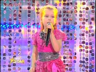 Mariuca Drenea, o voce care a impresionat juriul de la Next Star!