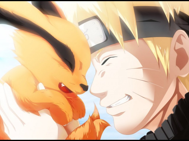 Naruto and Kurama [AMV]- Bring Me Back To Life