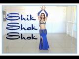 Nancy Ajram - Shik Shak Shok Dance by Black Shine - Choreo by Monica (Belly Dance)