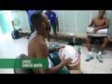 Especial de Carnaval: atletas do Palmeiras cantam Lucidez, do Fundo de Quintal