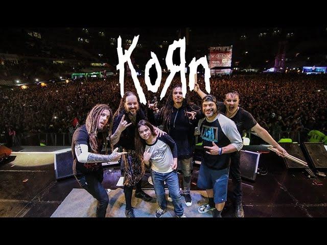 Korn ft Tye Robert Trujillo Metallica Blind 29 4 17 Vivo X El Rock 9 Lima Perú MULTICAM MIX