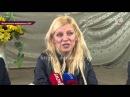 В Дебальцево пианистка Валентина Лисица исполнила Сталинградскую сонату Серге ...