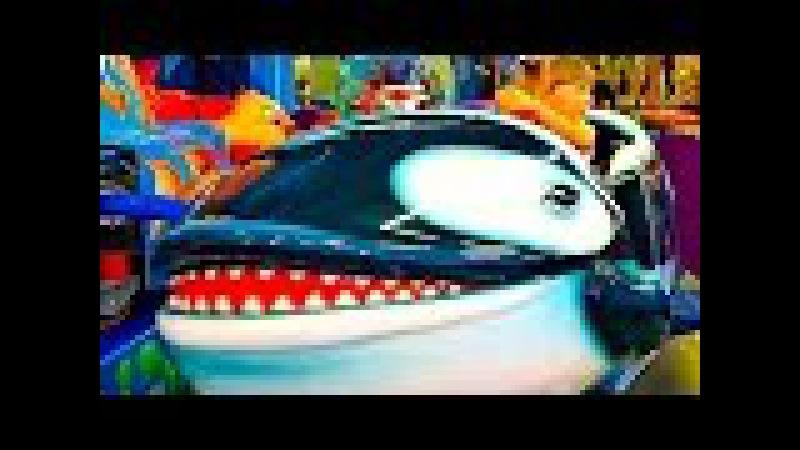 СУПЕР Парк аттракционов Хэпилон Развлечения для детей НАСТЮШИК БАССЕЙН ГОРКИ КОРАБЛЬ ЛАБИРИНТ