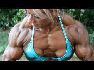 Muscle Woman! Female Bodybuilding! Girl Muscles! Bodybuilding Compilation! IFBB pro