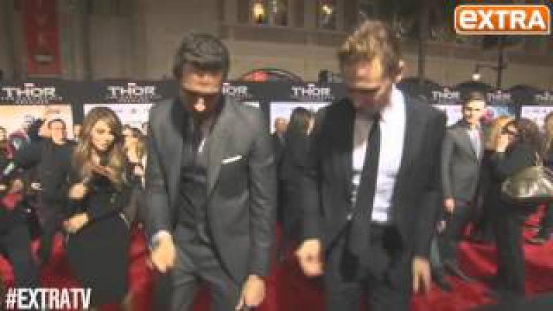 Том Хиддлстон (Tom Hiddleston) -