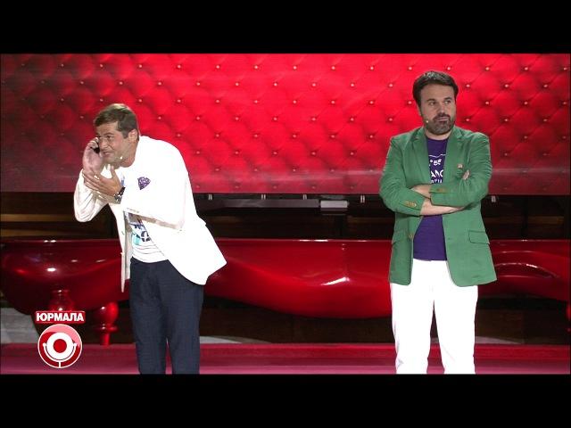 Камеди Клаб в Юрмале, 1 сезон, 11 выпуск Comedy club