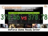 Новые драйверы NVIDIA быстрее в DirectX 12? GeForce Game Ready Driver 376.66 vs 378.78