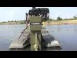 Four Rivers E.B.A.D.S. with the ORION OUTBOARD Kratos 9hp Surface Drive