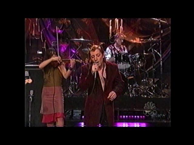 A Perfect Circle - 3 Libras Live [Jay Leno] HQ