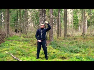 Qigong for the stomach and spleen