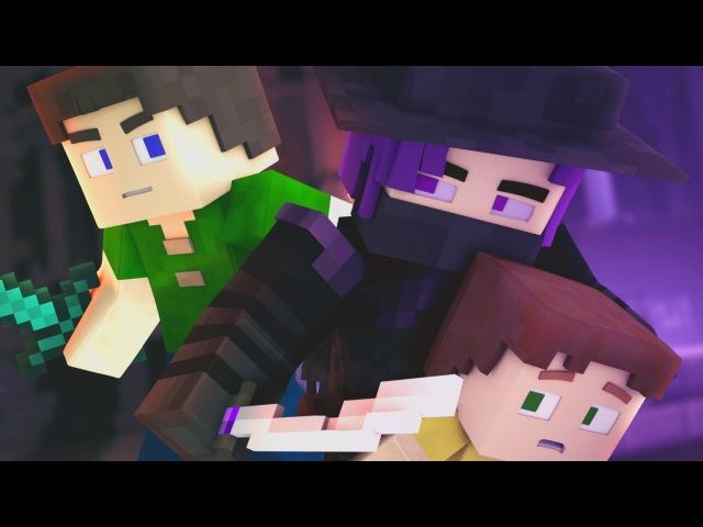 ♪ Starless Night - A Minecraft Original Music Video / Song ♪