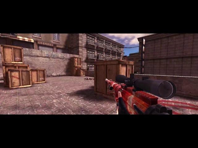 Point Blank FragMovie CoolPack [CheyTac M200]