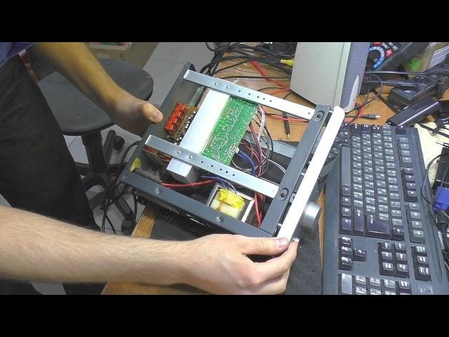Сильно шумит акустика (усилитель) Microlab FC730
