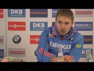 Пресс-конференция после мужской индивидуальной гонки в Антхольце (20.01.17)