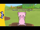 Bat and Friends 22 Hide and Seek Level 1 By Little Fox