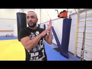 Урок 16: Как научиться бить вертушки /  ufcall