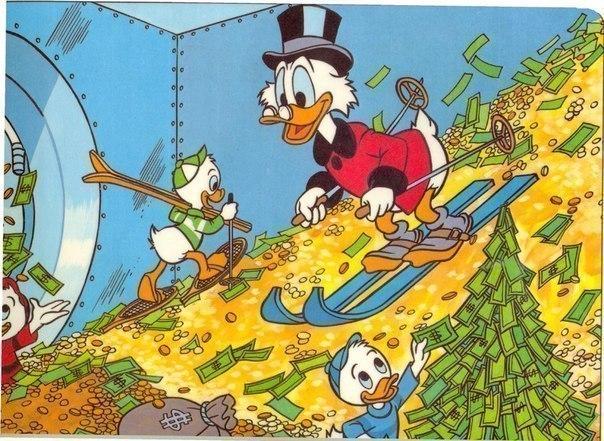 Богатство и жадность  Гениальная американская финансистка Генриетта