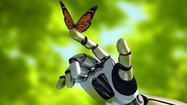 Самозаряжающаяся умная кожа для роботов
