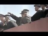 ...а это 1 мая 1941 года. Парад на красной площади, Москва.. ...