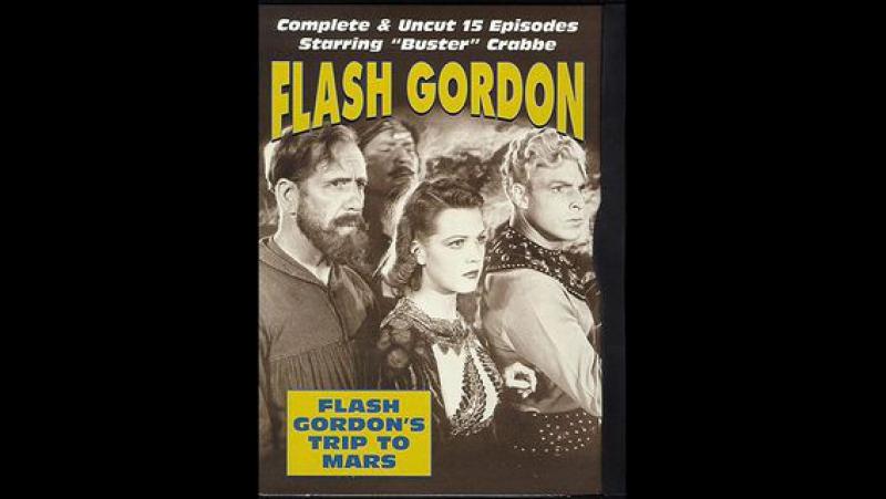 Путешествие Флеша Гордона на Марс (1938) epi 9 - Symbol of Death