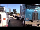 1974 Peterbilt 352 truck an trailer