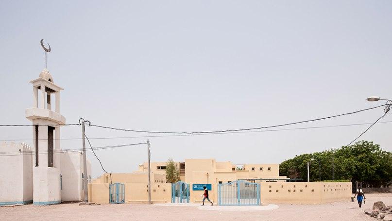 Кенийско-испанская студия Urko Sanchez Architects спроектировала в
