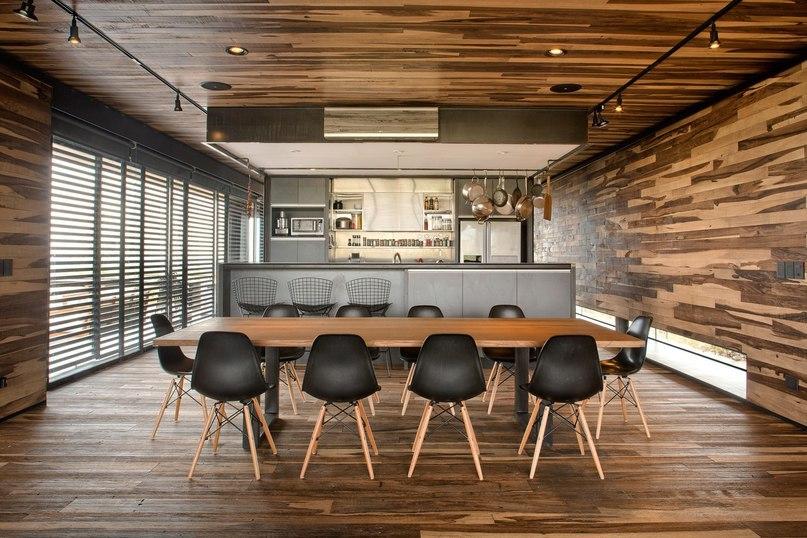 Этот дом, созданный архитекторами A4estudio в 2014