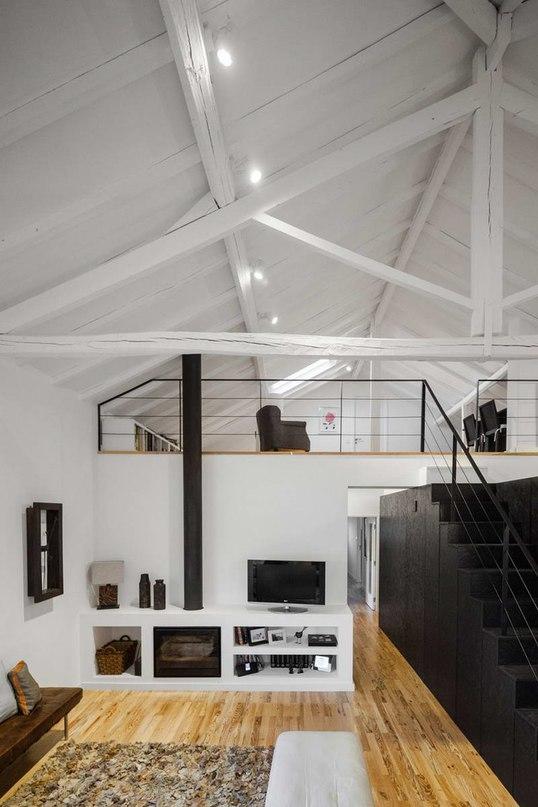 Часть 3. Дом-сарай (Barn House) в Португалии
