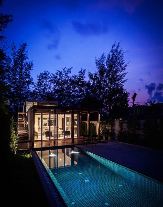 Часть 2. Дом Альпийский Пранбури (Alpine Pranburi)